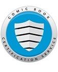 Comic Grading by CBCS